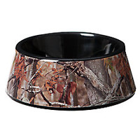 Top Paw® Camo Dog Bowl