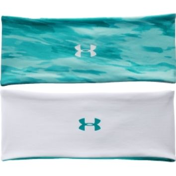 Under Armour Women's Reverse To Print Headband