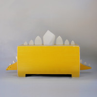 Dinosaur Tissue Holder - Pick a Color - Ships January 2nd