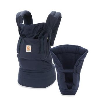 Ergobaby™ Organic Collection Bundle of Joy Baby Carrier in Navy