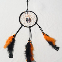 Halloween-Disney Nightmare Before Christmas inspired Dreamcatcher-bedroom decoration-wall hanging