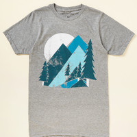 Hill Raiser Men's T-Shirt | Mod Retro Vintage Mens SS Shirts | ModCloth.com