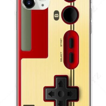 Old School Game Controller Style Silicone Protective Iphone Case