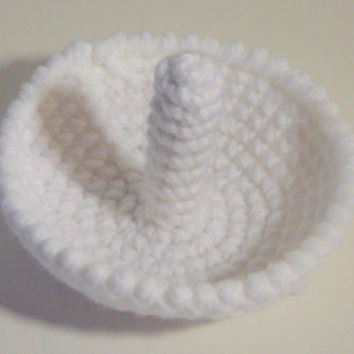 Crochet Ring Holder PDF Pattern INSTANT DOWNLOAD