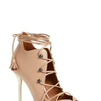Malone Souliers 'Savannah' Lace-Up Sandal (Women) | Nordstrom
