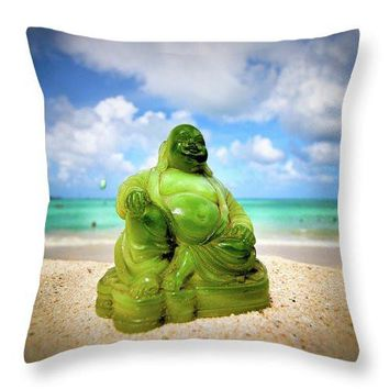 The Buddha  - Throw Pillow