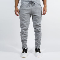 Standard Issue French Terry Trackers - Heather Grey