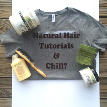 Tutorial & Chill Tee