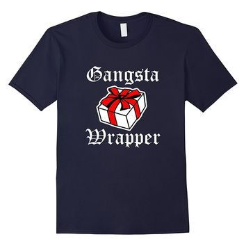 Gangsta Wrapper funny Christmas Shirt