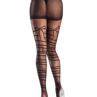 Be Wicked  BW710 Pantyhose
