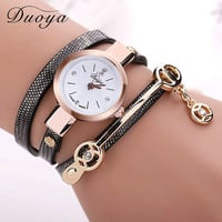Womens Watch Gold Quartz