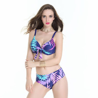 Summer High Quality Comfortable Sexy Ladies Plus Size Swimming Slim Swimwear [10460642708]