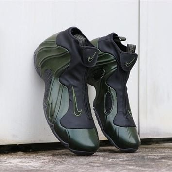"Nike Air Flightposite Solo Slide ""Legion Green"" - Best Deal Online"