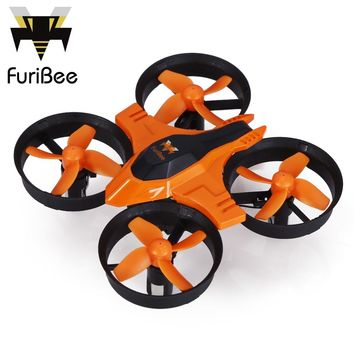 Original JJRC FuriBee F36 Mini 2.4GHz 4CH 6 Axis Gyro RC Quadcopter Headless Mode Speed Switch H36 h8 h20 cx10 cx-10 Helicopter