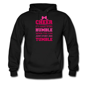 If Cheerleading Was Easy hoodie sweatshirt tshirt