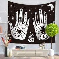 Wicca Wall Tapestry (4 designs)