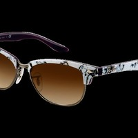 Ray-Ban RB4132 Catty Clubmaster ® Sunglasses