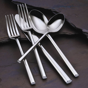 Oneida Diameter 50 Piece Fine Flatware Set, Service for 10