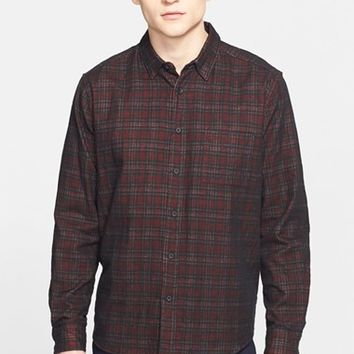 Men's Levi's Made & Crafted 'Clash' Extra Trim Fit Plaid Sport Shirt,