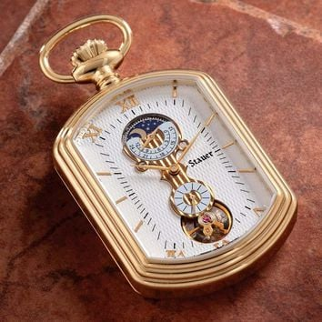 Stauer Grandfather Pocket Watch 19967 | Stauer.com