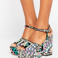 ASOS HORATIO Wedge Sandals at asos.com
