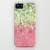 Glitteresques XXVI iPhone & iPod Case by Rain Carnival