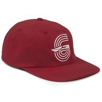 Track Unstructured Cardinal Strapback | Benny Gold