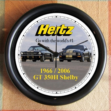 HERTZ GT350H 1966 and 2006 Mustang 10 Inch by Backstreetcrafts