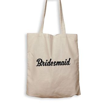 CREYMS2 Bridesmaid - Tote Bag