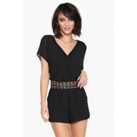 Wrap It Up Romper