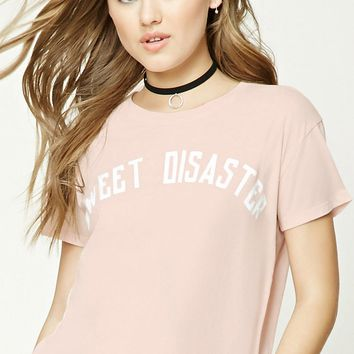Sweet Disaster Graphic Tee
