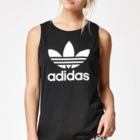 adidas Loose Trefoil Muscle Tank Top at PacSun.com