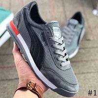FILA 2018 spring new men and women casual wild sports shoes F-AA-SDDSL-KHZHXMKH #1