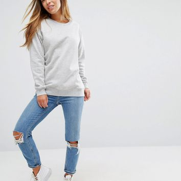 ASOS PETITE Ultimate Boyfriend Sweat