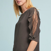 Jasmine Ruffled Blouse