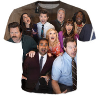 Parks and Rec Tee