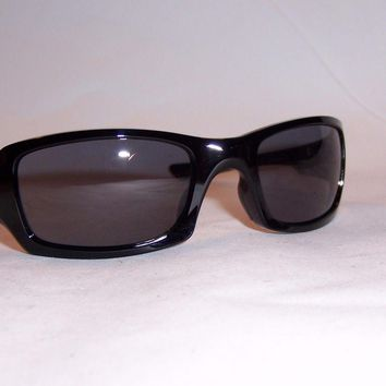One-nice™ New Oakley Sunglasses FIVES SQUARED BLACK/GRAY OO9238-04 AUTHENTIC 9238