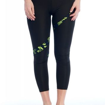 Snakeskin Print Legging - 2 Colors!