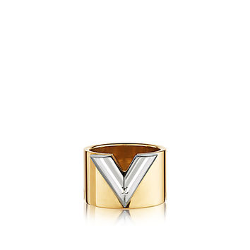 Products by Louis Vuitton: Essential V ring