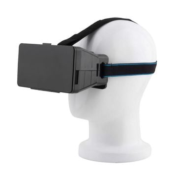 1pc Virtual Reality 3D Video Glasses For Google Cardboard 3D Movies Games With Resin Lens For 3.5~6 inch smartphone