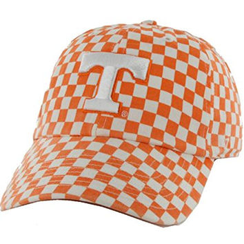 '47 Brand Tennessee Volunteers Check Raised Garment Wash Hat