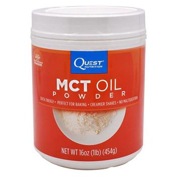 Quest Nutrition Mct Oil Powder Quick Energy Perfect for Baking Creamier Shakes