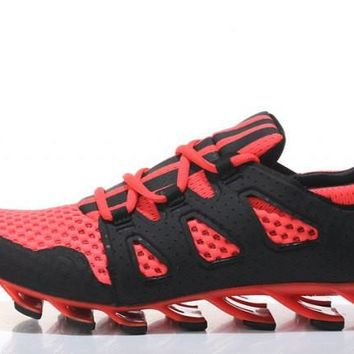 Adidas Springblade Ignite. Orange, Red & Black Men's Shoes