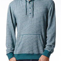 On The Byas Tower Multi Nep Hooded Shirt at PacSun.com