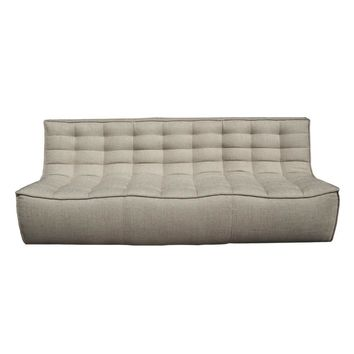 Ethnicraft N701 Sofa Three Seat