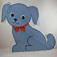Patch Puppy Fabric Swatches by KTsVersion on Etsy