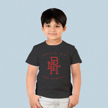 Kids T-shirt - Bring Me The Horizon BMTH Logo