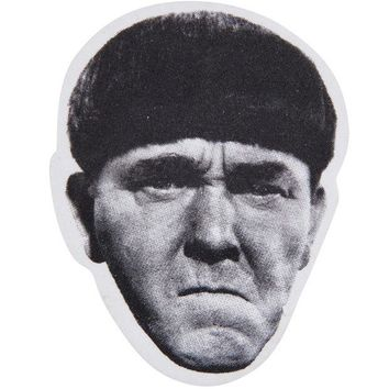 DCCKIS3 Three Stooges - Moe Antenna Topper
