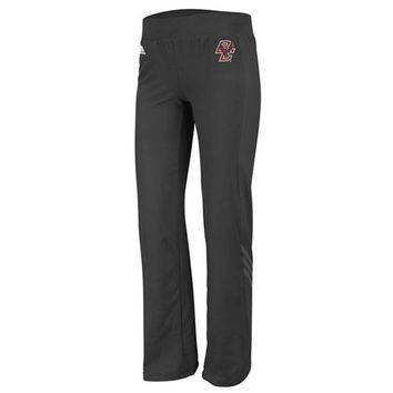adidas Boston College Eagles Black Women's Primary Logo Training Pants