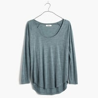 Perfect Drape Scoop Tee